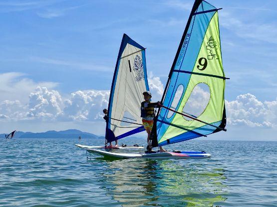 アクティビティを楽しめる 琵琶湖の最適なロケーション!